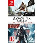 18+ Nintendo Switch Games Assassin's Creed: The Rebel Collection
