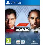 3+ PlayStation 4 Games F1 2019