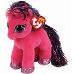 Cheap Soft Toys TY Beanie Boos Ruby Pony 15cm