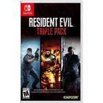 Horror Nintendo Switch Games Resident Evil Triple Pack