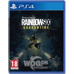 Real-Time Tactics (RTT) PlayStation 4 Games Tom Clancy's Rainbow Six: Quarantine