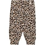 Base Layer Pants - 98/104 Children's Clothing Kuling Wool Baby Pants - Leopard (481691)