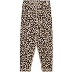 Base Layer Pants - 122/128 Children's Clothing Kuling Wool Pants - Leopard (481696)