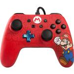Game Controllers price comparison PowerA Mario Wired Controller (Nintendo Switch) - Red/Black