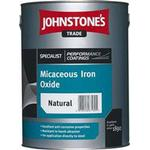 Anti-corrosion Paint Johnstone's Trade Micaceous Iron Oxide Anti-corrosion Paint Transparent 5L