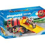 Playmobil City Life Towing Service 70199