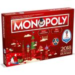 Childrens Board Games - Finance Hasbro Monopoly FIFA World Cup Russia 2018
