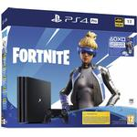 Game Consoles Deals Sony PlayStation 4 Pro 1TB - Fortnite Neo Versa Bundle