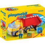 Construction Site - Lorry Playmobil 1.2.3 Dump Truck 70126