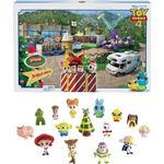 Disney - Advent Calendar Mattel Disney Pixar Toy Story 4 Movie Advent Calendar