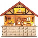 Wood - Advent Calendar Legler Christmas Bakery Advent Calendar