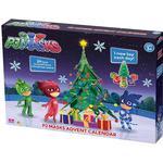 Toys PJ Masks The Pajamas Heroes Advent Calendar 2018