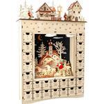 Wood - Advent Calendar Legler Winter Dream Wooden Advent Calendar