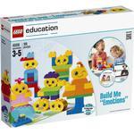 """Plasti - Lego Education Lego Education Build Me """"Emotions"""" 45018"""