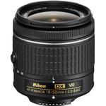 Camera Lenses Nikon AF-P DX Nikkor 18-55mm F/3.5-5.6G VR