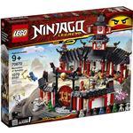 Plasti - Lego Ninjago Lego Ninjago Monastery of Spinjitzu 70670