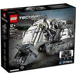 Lego Technic price comparison Lego Technic Liebherr R 9800 Excavator 42100