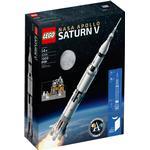 Plasti - Lego Ideas Lego Nasa Apollo Saturn V 21309
