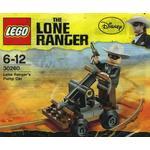 Lego Lone Ranger Lego The Lone Ranger Pump Car 30260