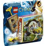 Lego Chima Jungle Gates 70104