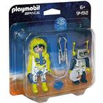 Figurines Playmobil Astronaut & Robot Duo Pack 9492