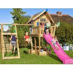 Slides - Playhouse Tower Jungle Gym Crazy Playhouse Climb