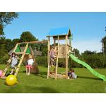 Swings - Playhouse Tower Jungle Gym Castle Climb
