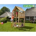 Sand Boxes - Playhouse Tower Jungle Gym Jungle Cabin Fireman's Pole