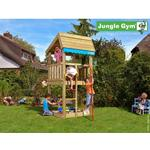 Sand Boxes - Playhouse Tower Jungle Gym Jungle Home Fireman's Pole