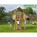 Sand Boxes - Playhouse Tower Jungle Gym Jungle Chalet Fireman's Pole