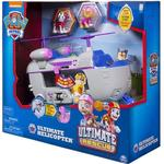 Toy Helicopter Spin Master Paw Patrol Ultimate Rescue Helicopter
