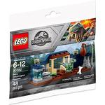 Lego Jurassic World Lego Jurassic World Baby Velociraptor Playpen 30382