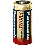 CR123A - Camera Batteries Panasonic CR123A 2-pack