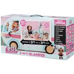 Play Set LOL Surprise 2 in 1 Glamper