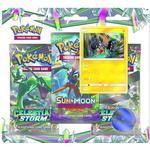 Pokémon Sun & Moon Celestial Storm 3 Pack Blister