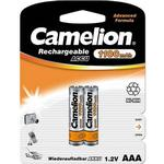 Cheap Rechargeable Standard Batteries Camelion NiMH AAA 2-pack