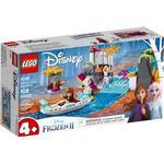 Frozen - Lego Disney Lego Disney Anna's Canoe Expedition 41165