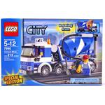 Lego City Cement Mixer Set 7990