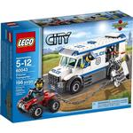Police - Building Games Lego City Police Prisoner Transporter 60043
