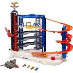 Toy Airplane Hot Wheels Super Ultimate Garage Play Set