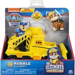 Paw Patrol - Commercial Vehicle Spin Master Paw Patrol Ultimate Rescue Vehicle Rubble Bulldozer
