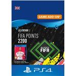 Redeem Cards - Sony Playstation 4 Electronic Arts FIFA 20 - 2200 Points - PS4