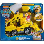 Construction Site - Commercial Vehicle Spin Master Paw Patrol Ultimate Rescue Construction Truck