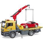 Plasti - Tow Truck Bruder TGS Tow Truck 03750