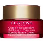 Day Cream - Scented Clarins Super Restorative Rose Radiance Cream 50ml