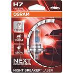 Halogen Lamps - Vehicle Lamps Osram H7 Night Breaker Laser Halogen Lamps 55W PX26d