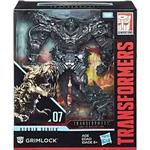Transformers - Toy Figures Hasbro Transformers Studio Series 07 Leader Class Movie 4 Grimlock E0773