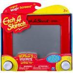 Doodle Board - Plasti Spin Master Etch A Sketch Classic