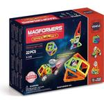 Construction Kit - Building Magformers Space Wow 22pc Set