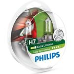 Halogen Lamps on sale Philips H7 LongLife EcoVision Halogen Lamps 55W PX26d 2-pack